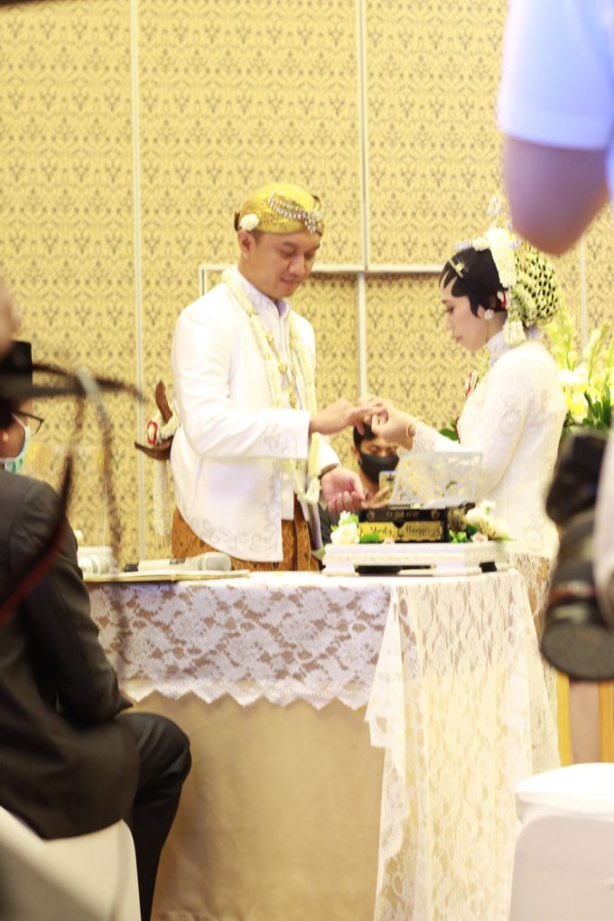 New Normal Online Wedding Jakarta - Double V Entertainment by Double V Entertainment - 030