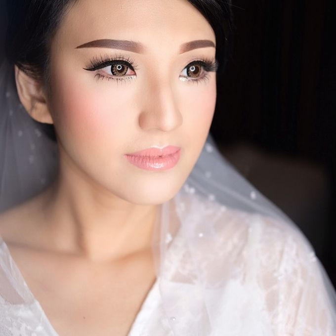 My Bride 2018 by VA Make Up Artist - 013