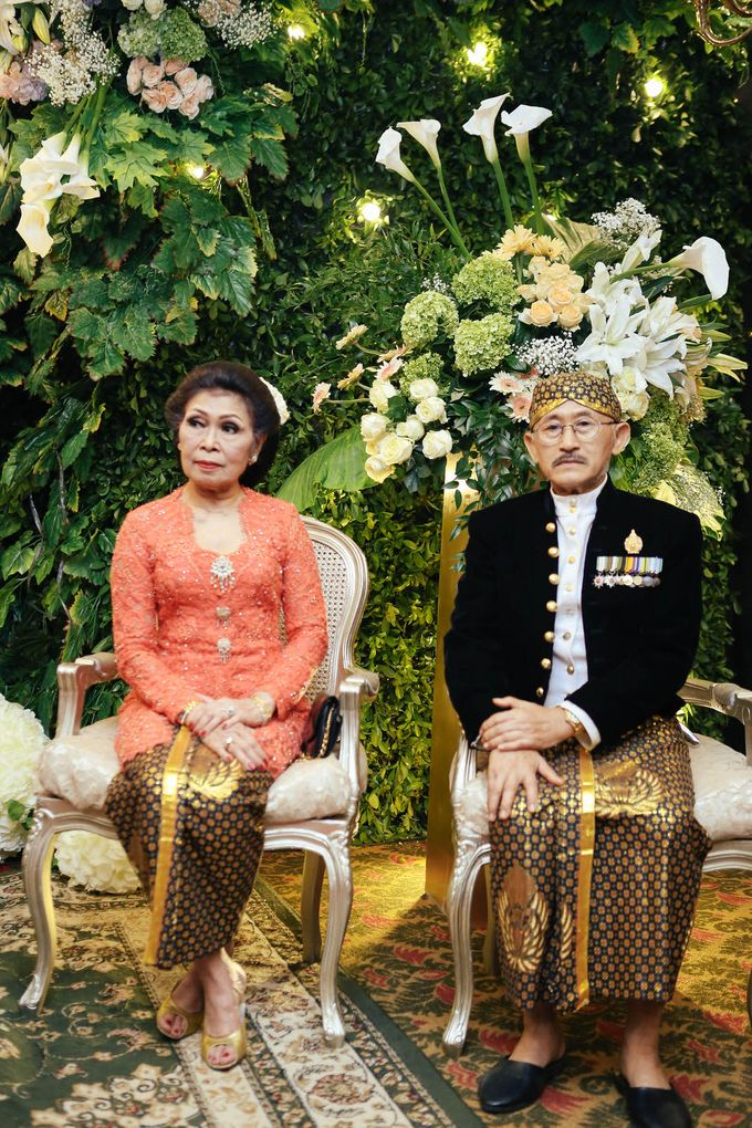 Traditional Wedding of Ami & Adi by MERCANTILE PENTHOUSE WEDDING - 023