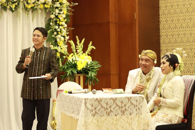 New Normal Online Wedding Jakarta - Double V Entertainment by Double V Entertainment - 031