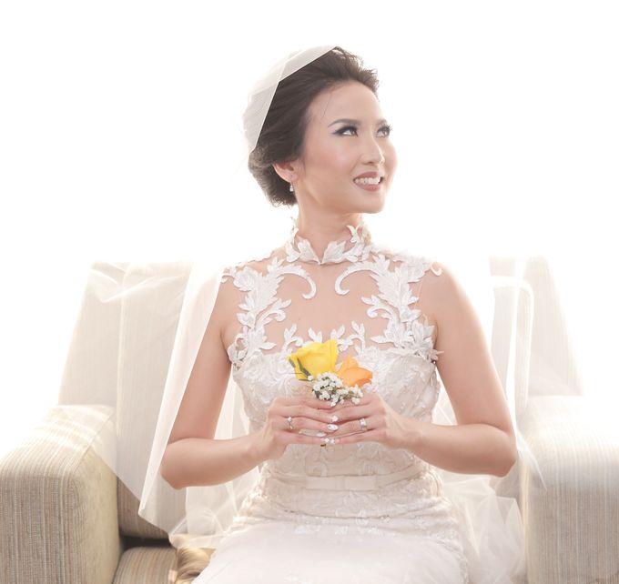 Gandhy & Vivin Wedding Day by KYRIA WEDDING - 001