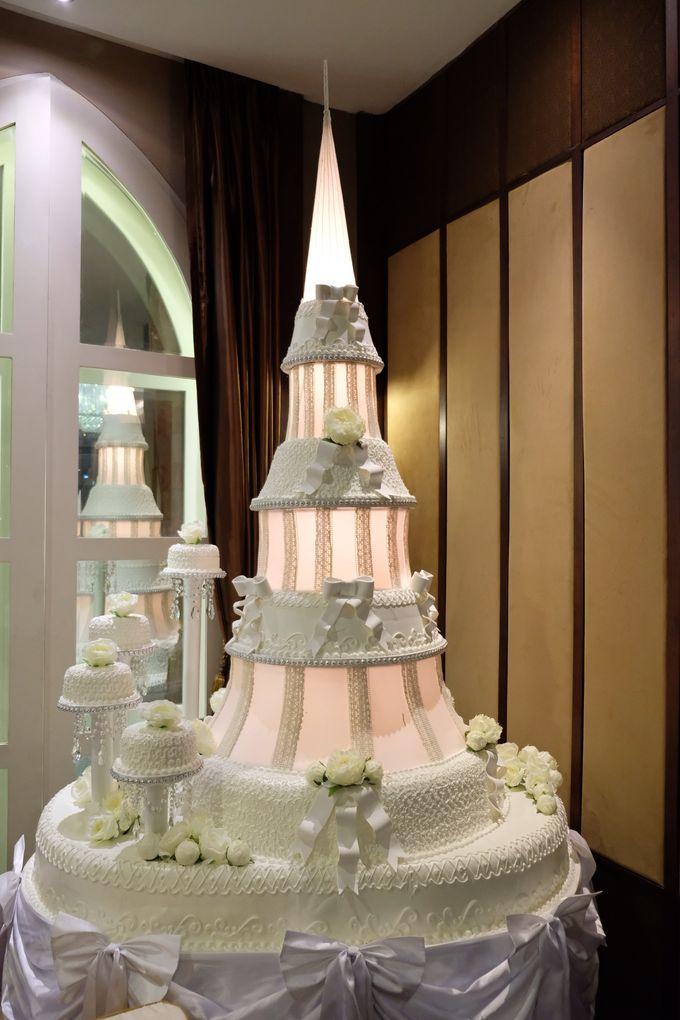 The Wedding Cake by Damai Wedding Cake by Damai Wedding Cake - 005