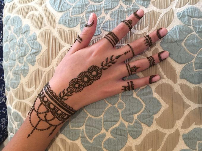 Individual Appointment by Nirvana Henna by Shinta - 002