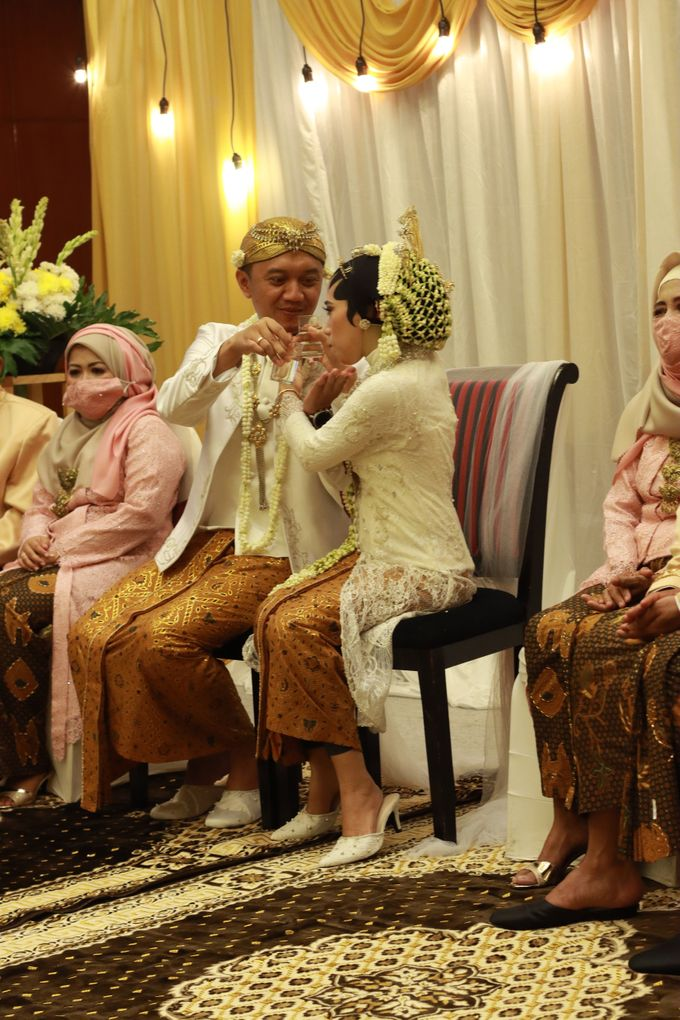 New Normal Online Wedding Jakarta - Double V Entertainment by Double V Entertainment - 038