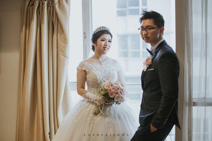 Andra & Doris wedding day by lop - 011