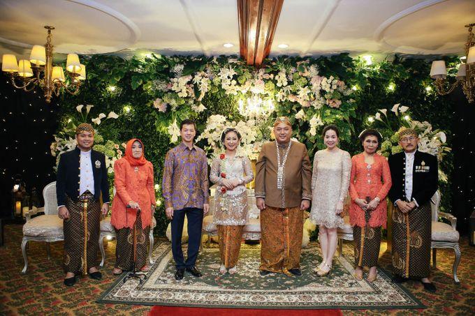 Traditional Wedding of Ami & Adi by MERCANTILE PENTHOUSE WEDDING - 024