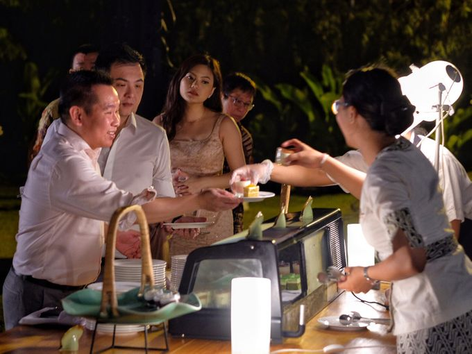 Behind The Scene VII by DIJON BALI CATERING - 007