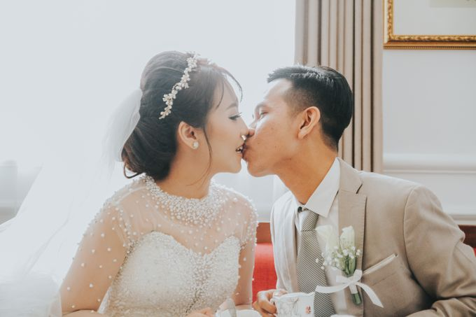 Wedding of Margaretha & Purwo Adi by Ariel Photography - 028