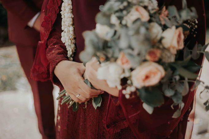 Rila & Jauhar Wedding by SAND WEDDING ORGANIZER - 003