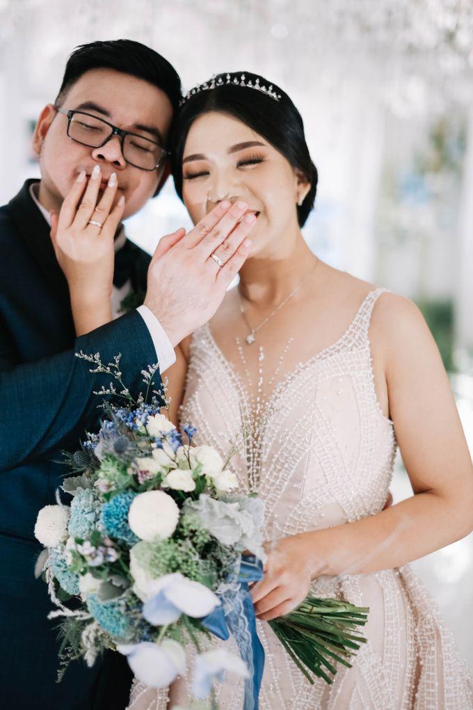 The Wedding Of Edwin & Raissa by delazta wedding coordinator - 030