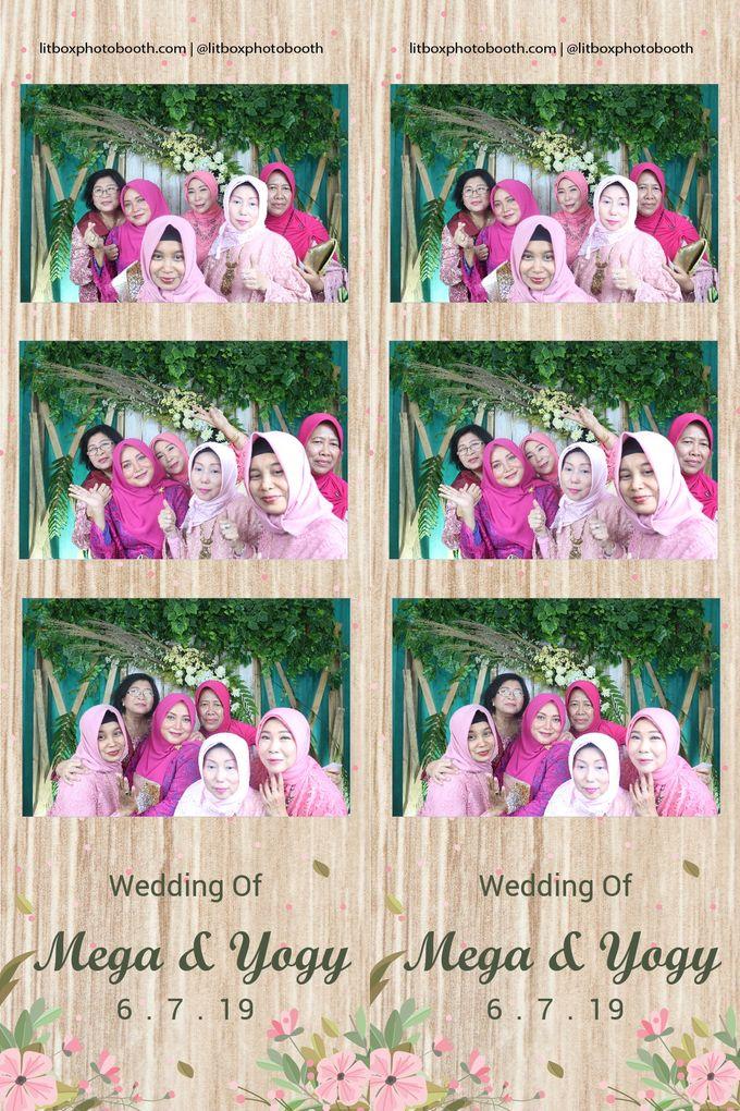 Wedding Of Mega and Yogi by Litbox Photobooth - 005