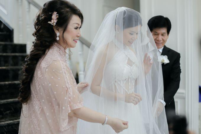 The Wedding of  Julian & Pricillia by Cappio Photography - 017