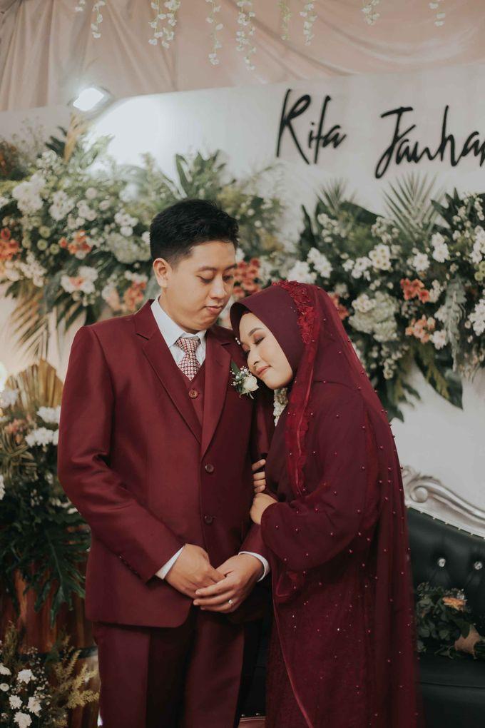 Rila & Jauhar Wedding by SAND WEDDING ORGANIZER - 004