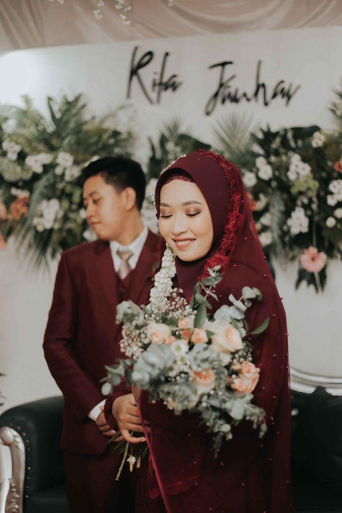 Rila & Jauhar Wedding by SAND WEDDING ORGANIZER - 001