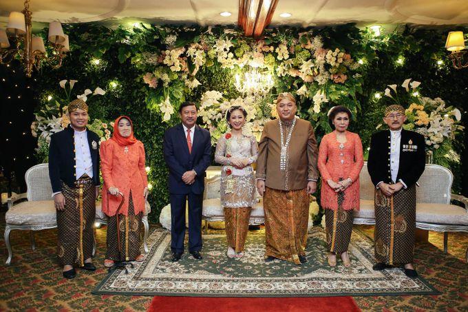 Traditional Wedding of Ami & Adi by MERCANTILE PENTHOUSE WEDDING - 025