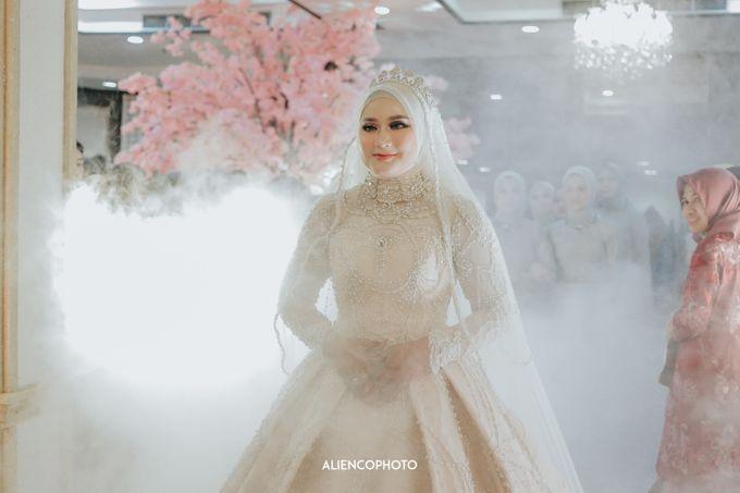 SMESCO NARESWARA WEDDING OF SAHFA & RIYAN by alienco photography - 032
