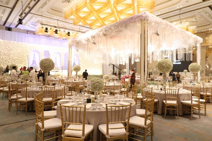 Wedding June by InterContinental Jakarta Pondok Indah - 004