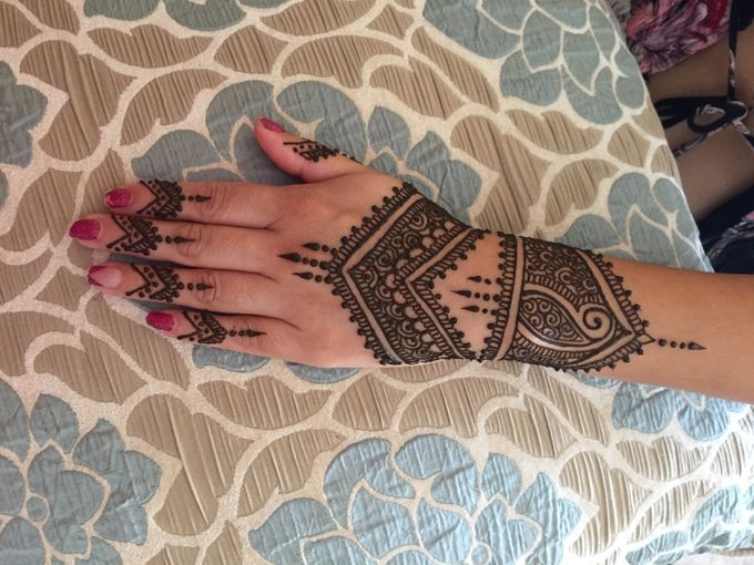 Individual Appointment by Nirvana Henna by Shinta - 012