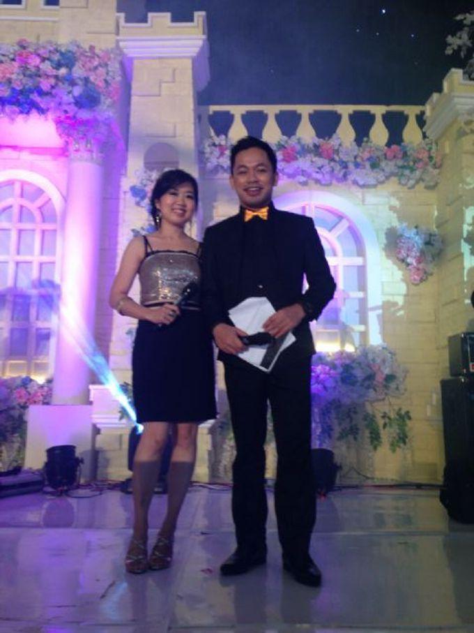 Wedding Tan Bo Rong & Inge Carina by MC Mandarin Linda Lin - 002