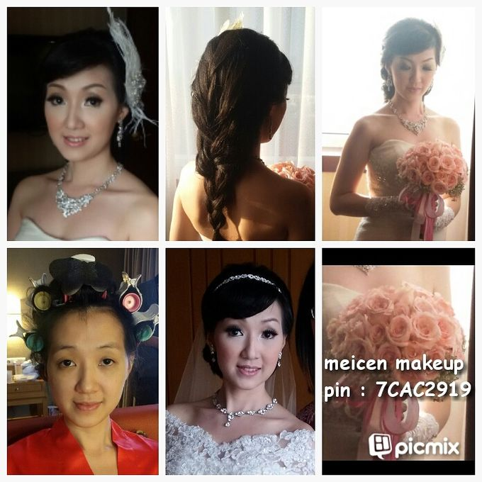 before & after by Xin-Ai Bride - 006