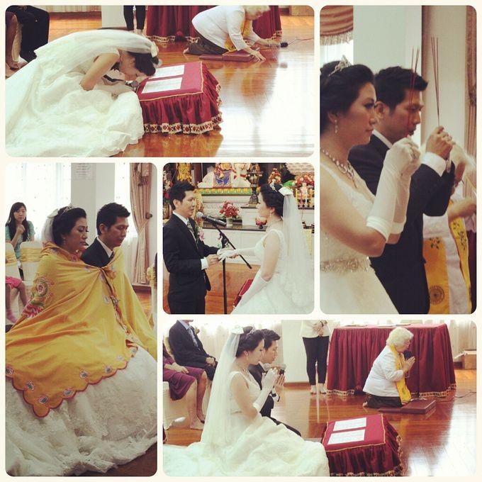 The Wedding of Darwin & Vindi by WedConcept Wedding Planner & Organizer - 002