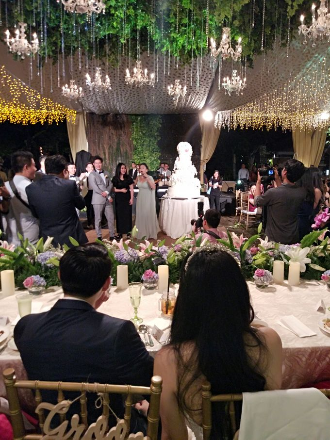 Wedding of Danny & Katerine by d'Oasis Florist & Decoration - 001