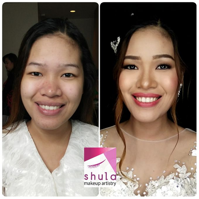 Bridal Makeup and other events by Shula Makeup Artistry - 003