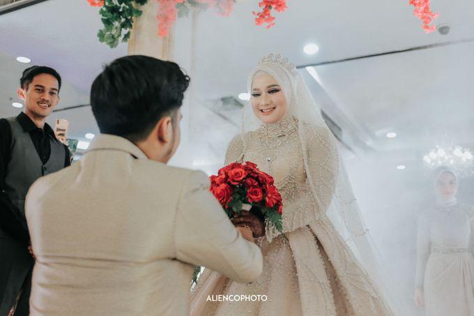 SMESCO NARESWARA WEDDING OF SAHFA & RIYAN by alienco photography - 033