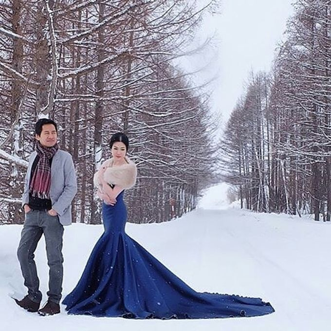 Pre-wedding Photoshoot Collection by WEARBI_SAVORENT - 010