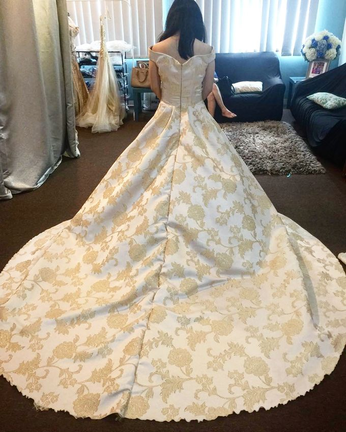 Ballgown by SAVORENT Gown Rental - 018