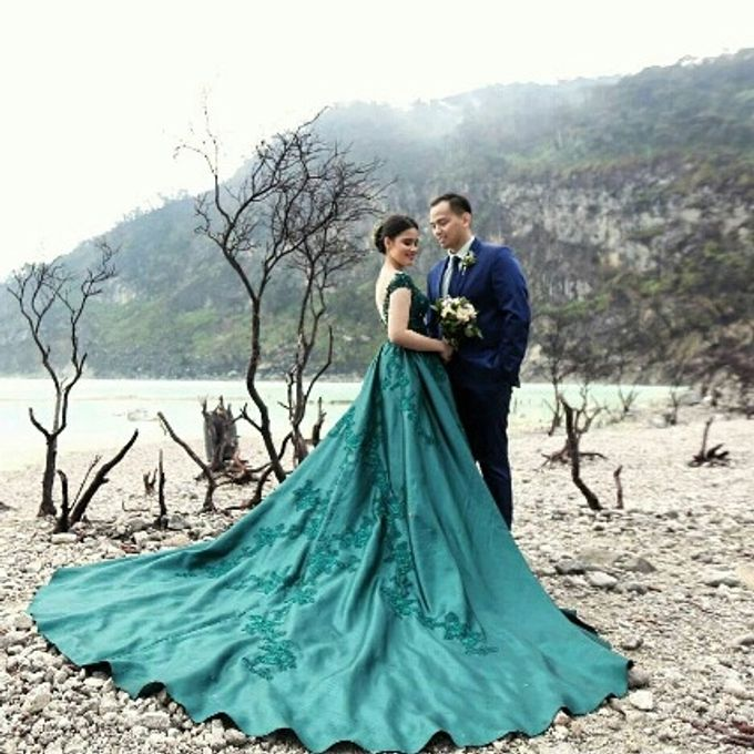 Pre-wedding Photoshoot Collection by WEARBI_SAVORENT - 008