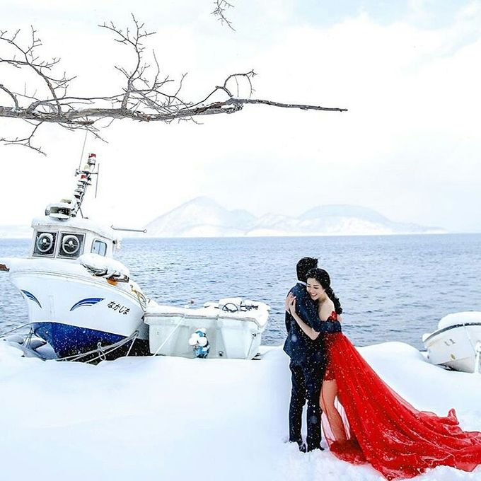 Pre-wedding Photoshoot Collection by WEARBI_SAVORENT - 013