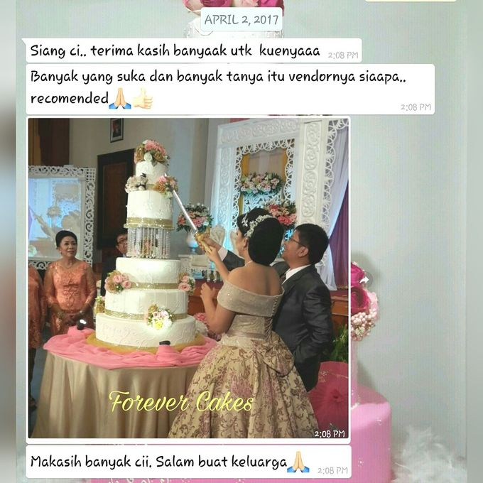 Review by FOREVER CAKE - 002