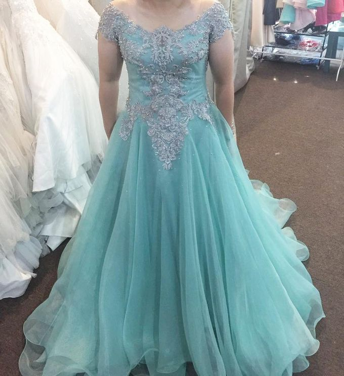 Ballgown by SAVORENT Gown Rental - 013