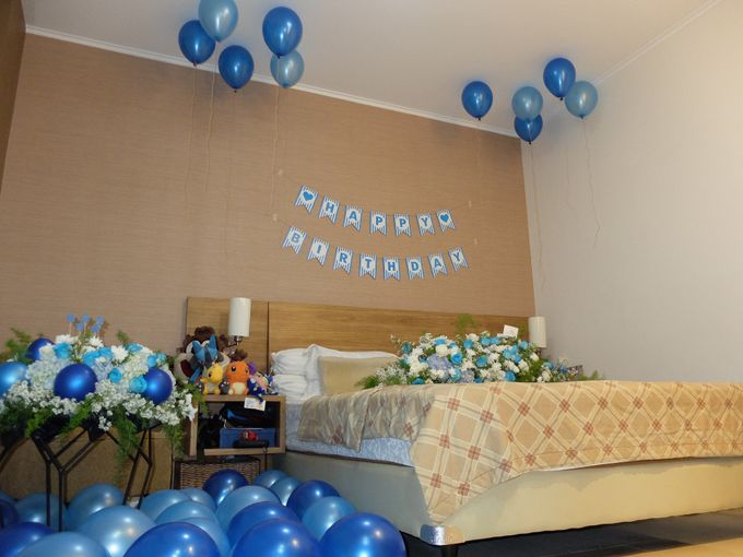 Birthday Surprise by Erich Decoration - 003