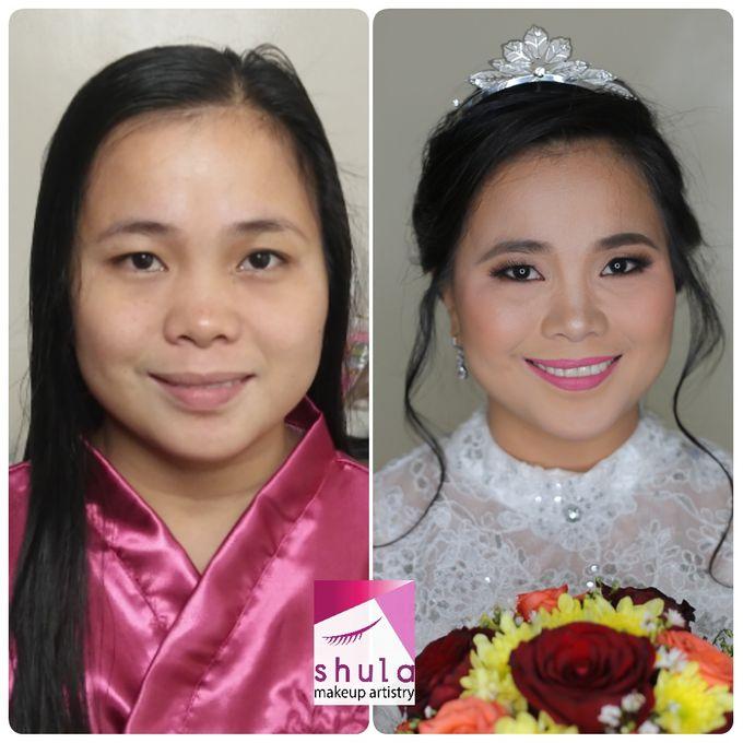 Bridal Makeup and other events by Shula Makeup Artistry - 004