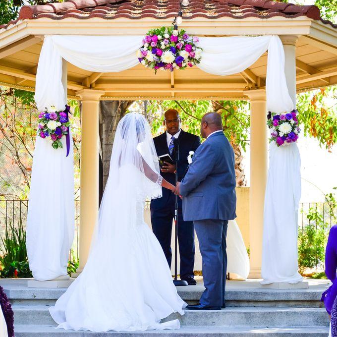 Purple Wedding by My Beauty By Glo - 004