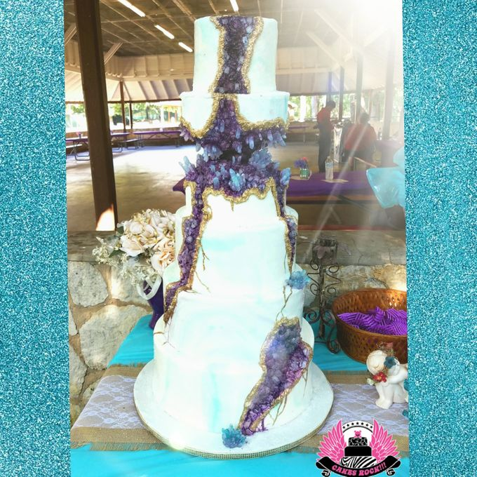 Wedding and Grooms' Cakes by Cakes ROCK!!! - 018