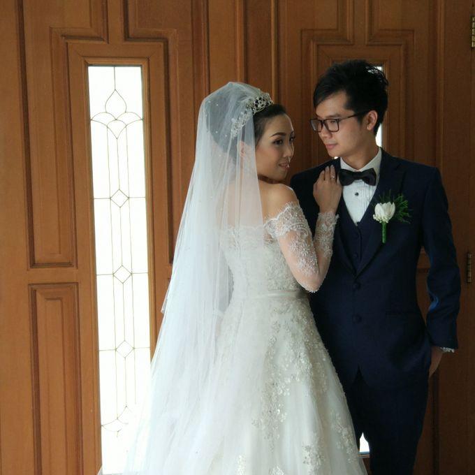 Wedding of Marshal & Maya by Sparkling Organizer - 006