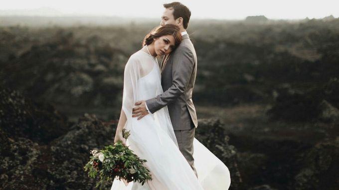 Antony & Fitri Wedding by Catalina Flora - 001