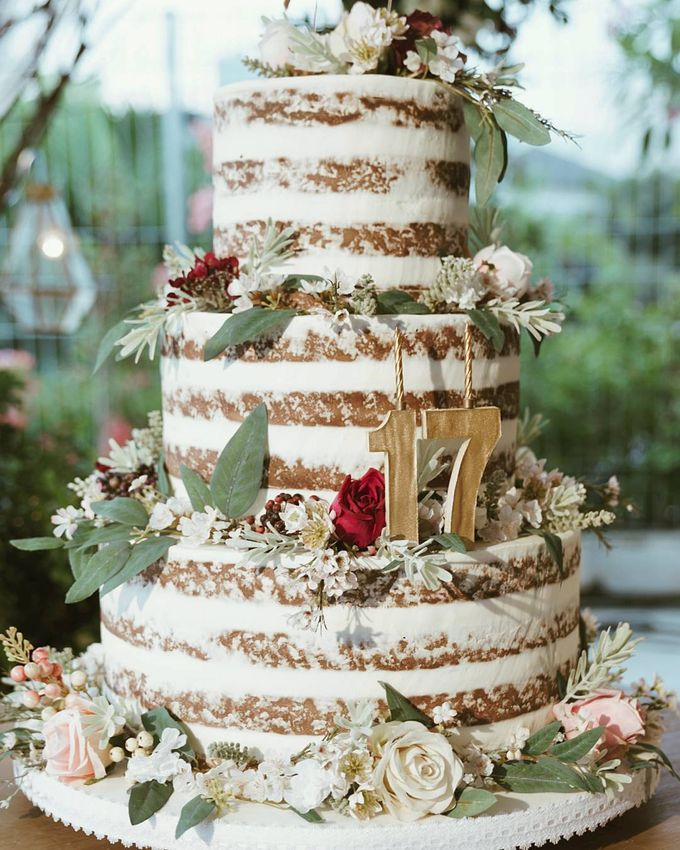 3 Tiers by Amor Cake - 027