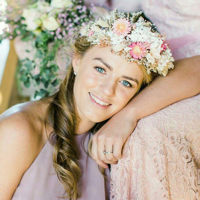 Bridal Hair by Maë Hair Specialist - 015