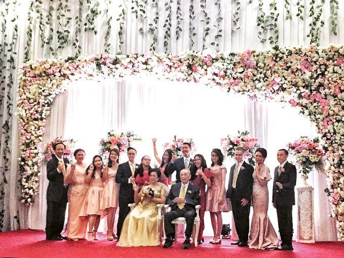 50th Wedding Anniversary Of Mr.Bambang & Mrs.Lidya by FIVE Seasons WO - 003