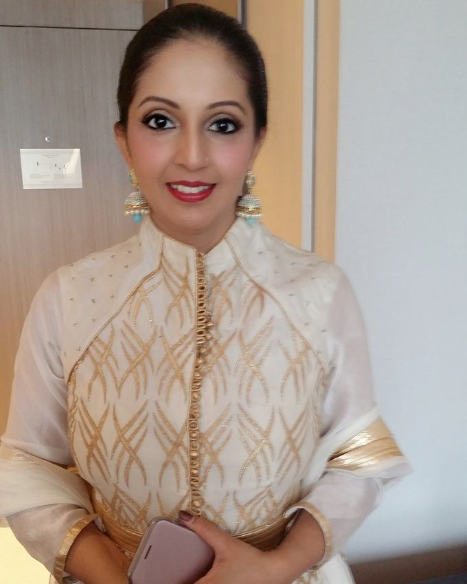 Flawless Day Look by Makeup by Lavina - 015