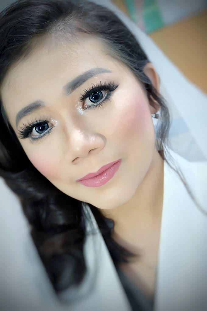 bride by VidJei Makeup - 020