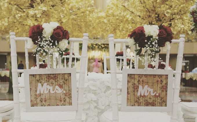 Dona & Pras by Charissa Event & Wedding Decoration - 009