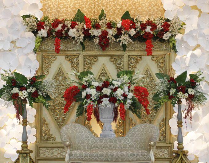 Dona & Pras by Charissa Event & Wedding Decoration - 010