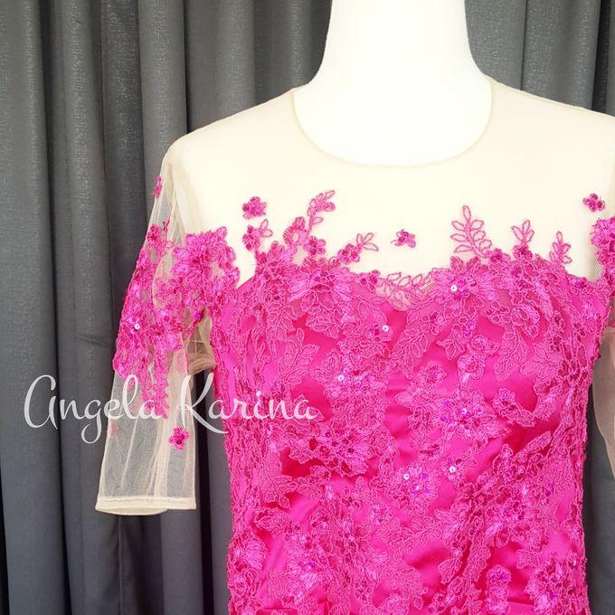 Custom Made Gown 3 by Angela Karina - 002