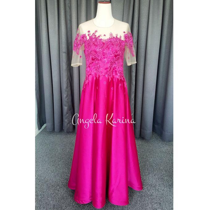 Custom Made Gown 3 by Angela Karina - 001
