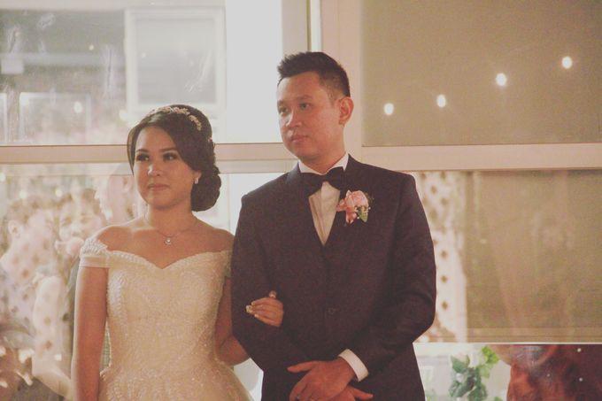 Linda & Yulius Wedding At Hotel Malaka by Malaka Hotel Bandung - 003